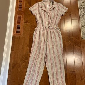 NWT tilly's jumpsuit